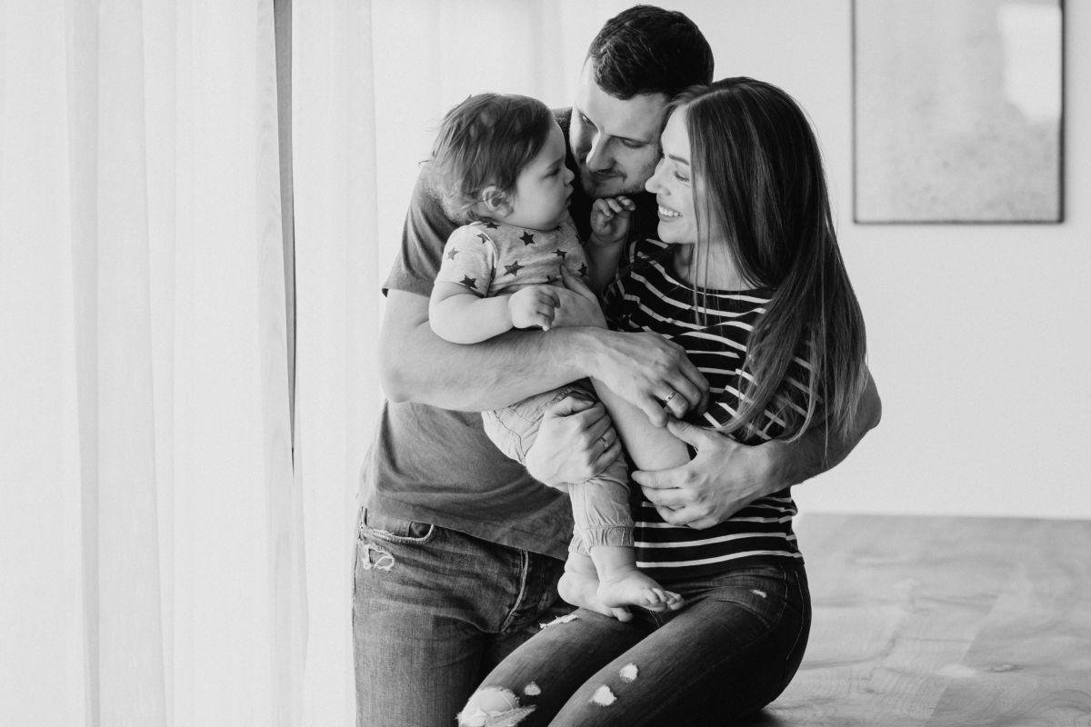 Anyaságában úgy tud kiteljesedni a nő, ha nőiességében is megerősítést kap a szeretett férfitól